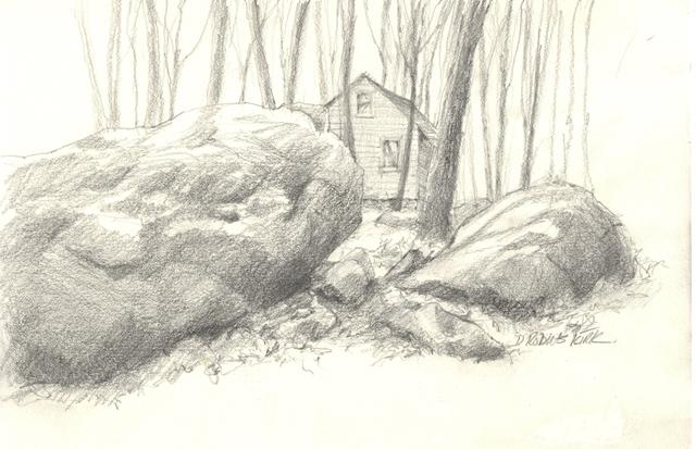 Agape Hermitage by Debbie Roberts Kirk